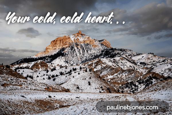 cold heart mountain