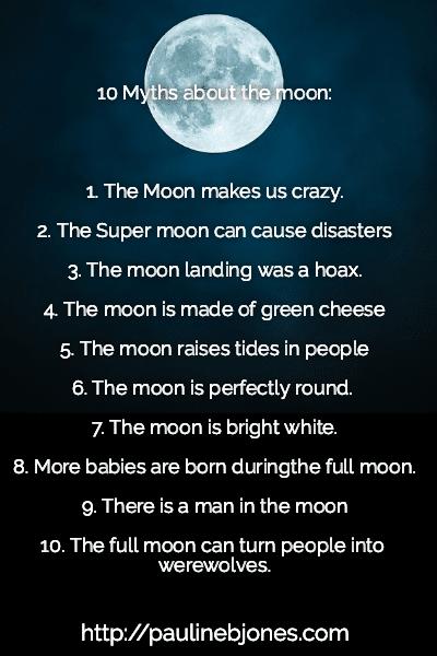 moon myths