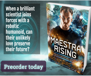 Maestra Rising ad