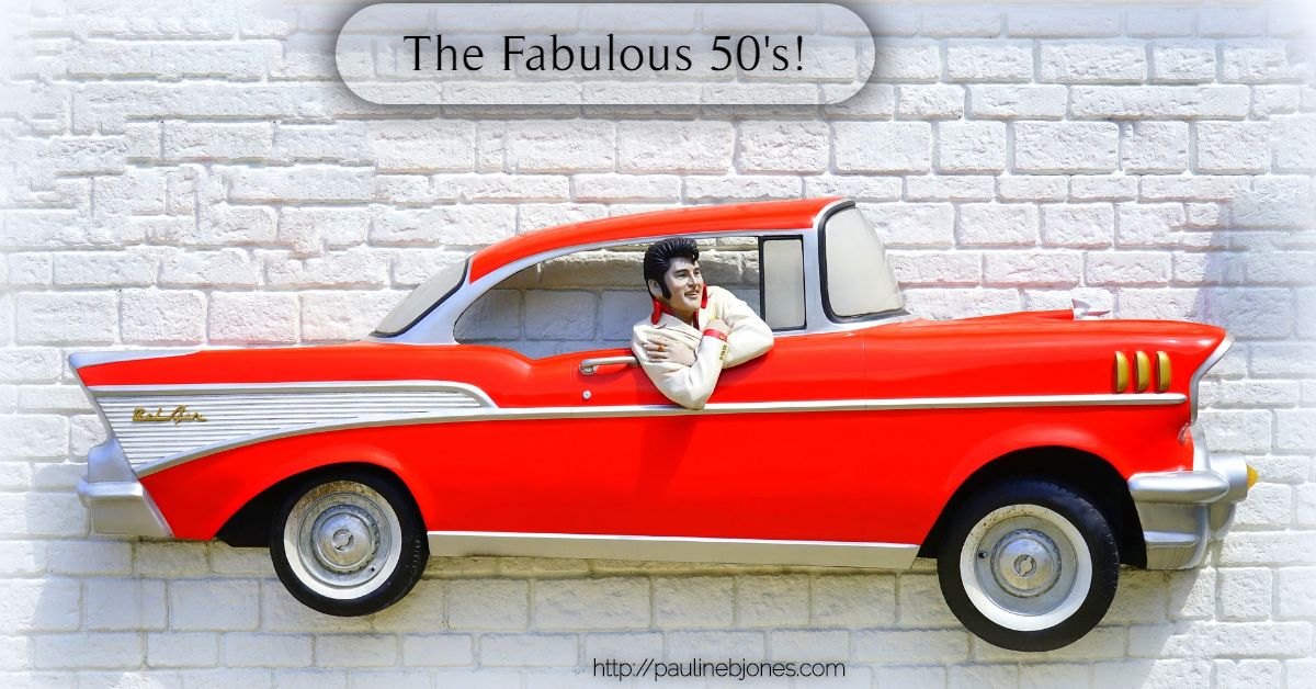 Elvis and car